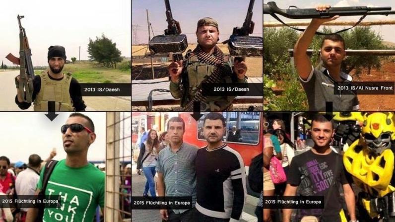 Getarnte Terroristen erobern Deutschland